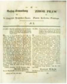 Gesetz-Sammlung für die Königlichen Preussischen Staaten. 1846 No2