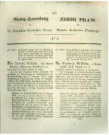 Gesetz-Sammlung für die Königlichen Preussischen Staaten. 1846 No9