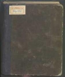 Pisma rodziny Skałkowskich w odpisie Justyny Klary z Sikorskich Skałkowskiej