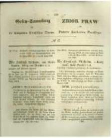 Gesetz-Sammlung für die Königlichen Preussischen Staaten. 1846 No17