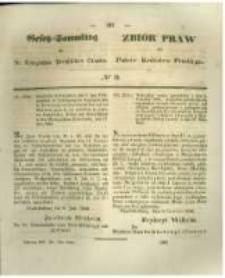 Gesetz-Sammlung für die Königlichen Preussischen Staaten. 1846 No19