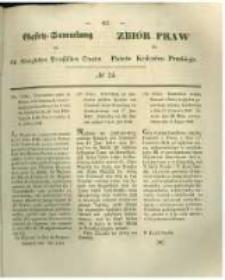 Gesetz-Sammlung für die Königlichen Preussischen Staaten. 1846 No25