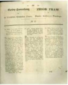 Gesetz-Sammlung für die Königlichen Preussischen Staaten. 1846 No27