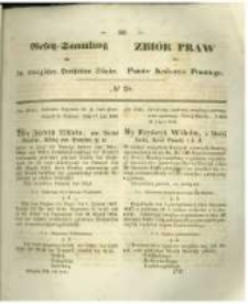 Gesetz-Sammlung für die Königlichen Preussischen Staaten. 1846 No28