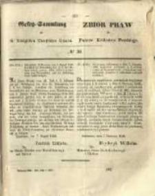 Gesetz-Sammlung für die Königlichen Preussischen Staaten. 1846 No30