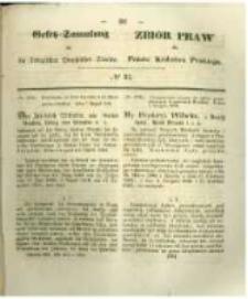 Gesetz-Sammlung für die Königlichen Preussischen Staaten. 1846 No32