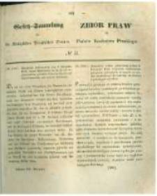 Gesetz-Sammlung für die Königlichen Preussischen Staaten. 1846 No37