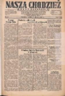 Nasza Chodzież: dziennik poświęcony obronie interesów narodowych na zachodnich ziemiach Polski 1931.01.04 R.9(2) Nr3