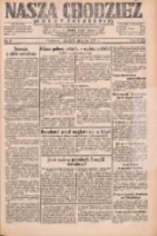 Nasza Chodzież: dziennik poświęcony obronie interesów narodowych na zachodnich ziemiach Polski 1931.01.09 R.9(2) Nr6