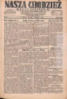Nasza Chodzież: dziennik poświęcony obronie interesów narodowych na zachodnich ziemiach Polski 1931.01.10 R.9(2) Nr7