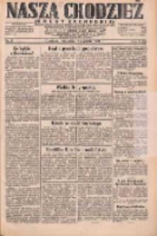 Nasza Chodzież: dziennik poświęcony obronie interesów narodowych na zachodnich ziemiach Polski 1931.01.11 R.9(2) Nr8