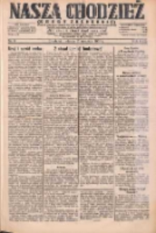 Nasza Chodzież: dziennik poświęcony obronie interesów narodowych na zachodnich ziemiach Polski 1931.01.13 R.9(2) Nr9