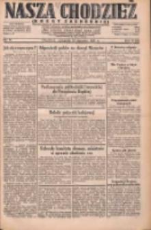 Nasza Chodzież: dziennik poświęcony obronie interesów narodowych na zachodnich ziemiach Polski 1931.01.15 R.9(2) Nr11
