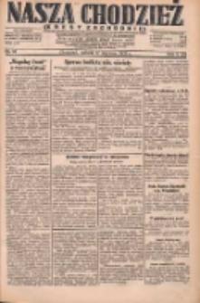 Nasza Chodzież: dziennik poświęcony obronie interesów narodowych na zachodnich ziemiach Polski 1931.01.17 R.9(2) Nr13