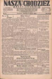 Nasza Chodzież: dziennik poświęcony obronie interesów narodowych na zachodnich ziemiach Polski 1931.01.18 R.9(2) Nr14