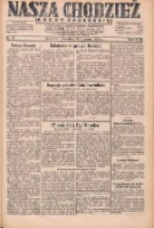 Nasza Chodzież: dziennik poświęcony obronie interesów narodowych na zachodnich ziemiach Polski 1931.01.22 R.9(2) Nr17