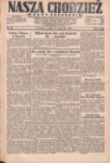Nasza Chodzież: dziennik poświęcony obronie interesów narodowych na zachodnich ziemiach Polski 1931.01.23 R.9(2) Nr18
