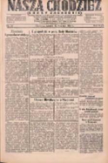 Nasza Chodzież: dziennik poświęcony obronie interesów narodowych na zachodnich ziemiach Polski 1931.01.27 R.9(2) Nr21