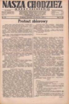 Nasza Chodzież: dziennik poświęcony obronie interesów narodowych na zachodnich ziemiach Polski 1931.01.29 R.9(2) Nr23