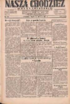 Nasza Chodzież: dziennik poświęcony obronie interesów narodowych na zachodnich ziemiach Polski 1931.01.30 R.9(2) Nr24