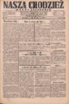 Nasza Chodzież: dziennik poświęcony obronie interesów narodowych na zachodnich ziemiach Polski 1931.01.31 R.9(2) Nr25