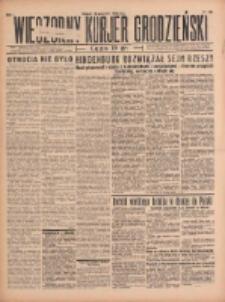 Wieczorny Kurjer Grodzieński 1932.09.13 R.1 Nr104