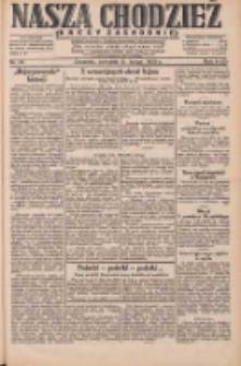 Nasza Chodzież: dziennik poświęcony obronie interesów narodowych na zachodnich ziemiach Polski 1931.02.12 R.9(2) Nr34