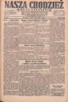 Nasza Chodzież: dziennik poświęcony obronie interesów narodowych na zachodnich ziemiach Polski 1931.02.14 R.9(2) Nr36