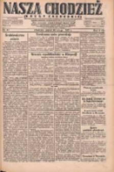 Nasza Chodzież: dziennik poświęcony obronie interesów narodowych na zachodnich ziemiach Polski 1931.02.20 R.9(2) Nr41