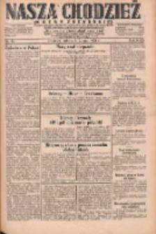 Nasza Chodzież: dziennik poświęcony obronie interesów narodowych na zachodnich ziemiach Polski 1931.02.21 R.9(2) Nr42