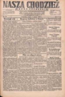 Nasza Chodzież: dziennik poświęcony obronie interesów narodowych na zachodnich ziemiach Polski 1931.03.04 R.9(2) Nr51
