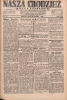 Nasza Chodzież: dziennik poświęcony obronie interesów narodowych na zachodnich ziemiach Polski 1931.03.08 R.9(2) Nr55