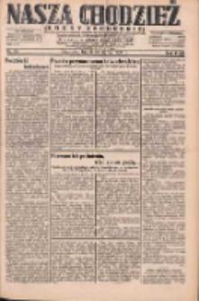Nasza Chodzież: dziennik poświęcony obronie interesów narodowych na zachodnich ziemiach Polski 1931.03.13 R.9(2) Nr59