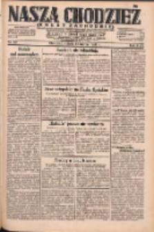 Nasza Chodzież: dziennik poświęcony obronie interesów narodowych na zachodnich ziemiach Polski 1931.03.14 R.9(2) Nr60