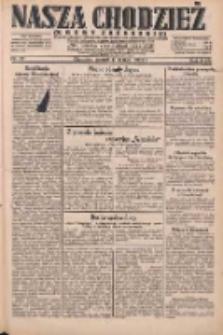 Nasza Chodzież: dziennik poświęcony obronie interesów narodowych na zachodnich ziemiach Polski 1931.03.17 R.9(2) Nr62