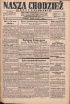 Nasza Chodzież: dziennik poświęcony obronie interesów narodowych na zachodnich ziemiach Polski 1931.03.18 R.9(2) Nr63