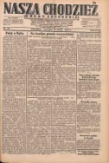 Nasza Chodzież: dziennik poświęcony obronie interesów narodowych na zachodnich ziemiach Polski 1931.03.19 R.9(2) Nr64