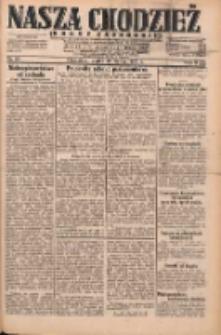 Nasza Chodzież: dziennik poświęcony obronie interesów narodowych na zachodnich ziemiach Polski 1931.03.20 R.9(2) Nr65