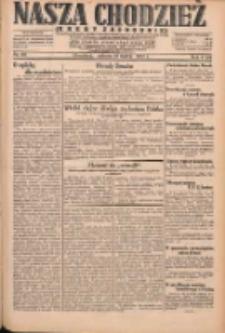 Nasza Chodzież: dziennik poświęcony obronie interesów narodowych na zachodnich ziemiach Polski 1931.03.21 R.9(2) Nr66