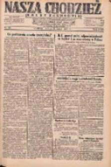 Nasza Chodzież: dziennik poświęcony obronie interesów narodowych na zachodnich ziemiach Polski 1931.03.25 R.9(2) Nr69