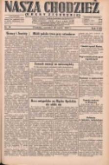Nasza Chodzież: dziennik poświęcony obronie interesów narodowych na zachodnich ziemiach Polski 1931.03.26 R.9(2) Nr70