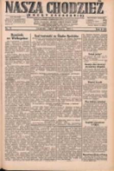 Nasza Chodzież: dziennik poświęcony obronie interesów narodowych na zachodnich ziemiach Polski 1931.03.27 R.9(2) Nr71