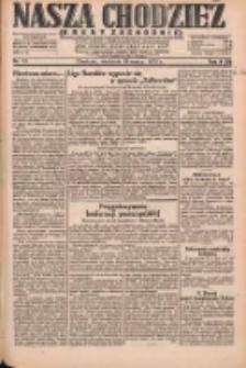 Nasza Chodzież: dziennik poświęcony obronie interesów narodowych na zachodnich ziemiach Polski 1931.03.29 R.9(2) Nr73