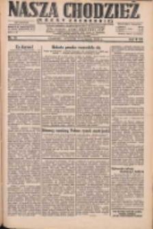 Nasza Chodzież: dziennik poświęcony obronie interesów narodowych na zachodnich ziemiach Polski 1931.04.02 R.9(2) Nr76