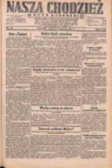 Nasza Chodzież: dziennik poświęcony obronie interesów narodowych na zachodnich ziemiach Polski 1931.04.04 R.9(2) Nr78