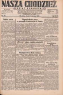 Nasza Chodzież: dziennik poświęcony obronie interesów narodowych na zachodnich ziemiach Polski 1931.04.08 R.9(2) Nr80