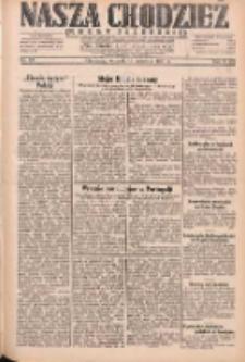 Nasza Chodzież: dziennik poświęcony obronie interesów narodowych na zachodnich ziemiach Polski 1931.04.14 R.9(2) Nr85