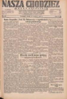 Nasza Chodzież: dziennik poświęcony obronie interesów narodowych na zachodnich ziemiach Polski 1931.04.17 R.9(2) Nr88