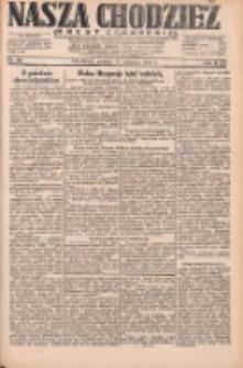 Nasza Chodzież: dziennik poświęcony obronie interesów narodowych na zachodnich ziemiach Polski 1931.04.18 R.9(2) Nr89