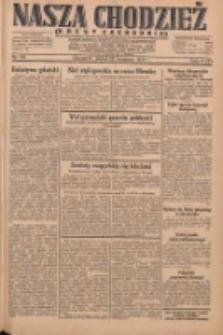 Nasza Chodzież: dziennik poświęcony obronie interesów narodowych na zachodnich ziemiach Polski 1931.04.24 R.9(2) Nr94